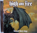 High on Fire-Blessed Black Wings