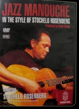 In the style of Stochelo Rosenberg DVD