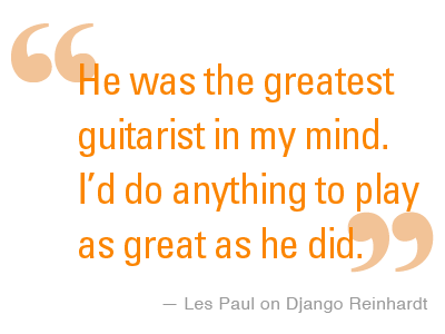 quote from Les Paul