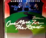 LS CD cover for One More From the Road
