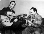 Django Reinhardt and Harry Volpe NY 1946