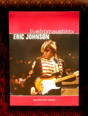 Eric Johnson Live in Austin DVD