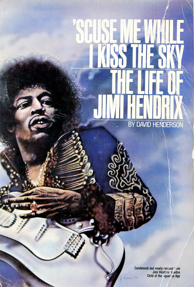 Jimi Hendrix In Words And Pictures Part 2 The Guitar Cave